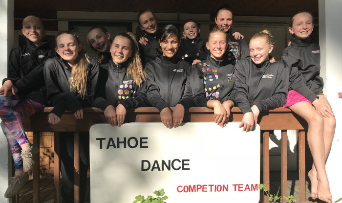 Tahoe Dance School Competition Company